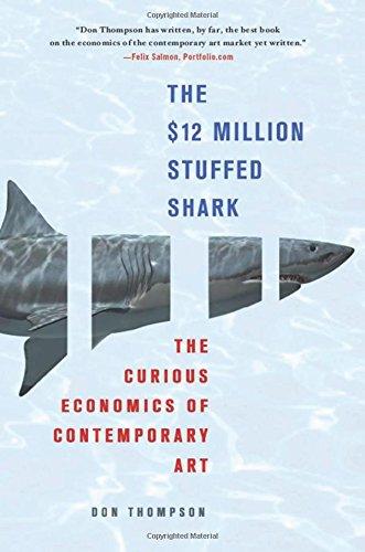 The $12 Million Stuffed Shark ISBN-13 9780230620599
