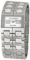 Haurex Italy Luna White Dial Ladies Watch XA327DW1