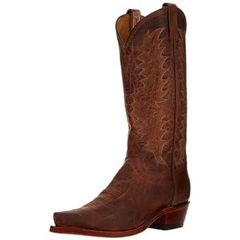 d98cb1dbc50 Tony Lama Boots Men s Saigets Worn Goat 6979 Western Boot - Mottaipammi