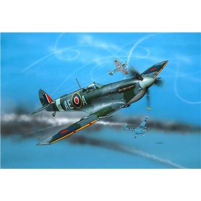 Revell-Modellbausatz-04164-Spitfire-MkV-im-Mastab-172