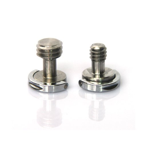 D-ring Quick Release Screw (1/4