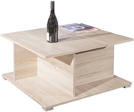 Table Bar-Corps chêne Bardolino naturel- Abattant-Chêne Bardolino naturel/2023A3434A00