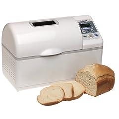 Zojirushi BBCC-V20 Home Bakery Traditional Breadmaker