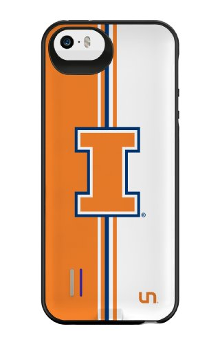 Uncommon LLC University of Illinois Vertical Stripe Photo