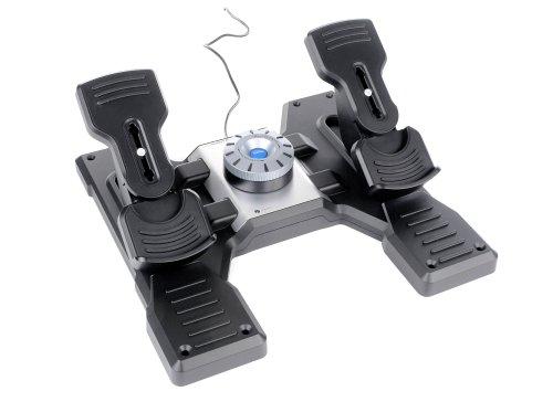 Saitek Pro Gamer Rudder Pedals (PC)