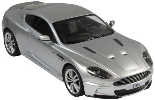 Jamara 403999 - RC Aston Martin DBS 1:14 40 MHz inklusive Fernsteuerung, silber