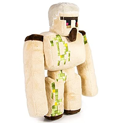 "Minecraft Iron Golem 13"" Plush from Spin Master"
