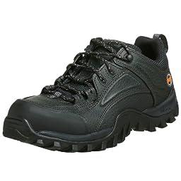 Timberland PRO Men\'s 40008 Mudsill Low Steel-Toe Lace-Up,Black,7.5 M
