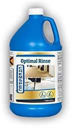 Chemspec - Optimal Rinse - Encapsulating Acid Rinse for Carpet - *formerly known as Chemspec\'s Encapsulating Acid Rinse* - 1 Gallon EAR4G