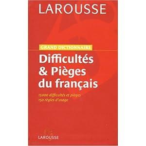 Dictionnaire des difficultés de la langue française 41YMPTADB5L._SL500_AA300_
