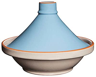 Moroccan Style Tagine Large 28cm Terracotta Pascal Tagine from Natural Life