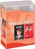echange, troc Michèle Bernier : Le Démon de midi / Anne Roumanoff : A la Roumanoff - Coffret 2 DVD