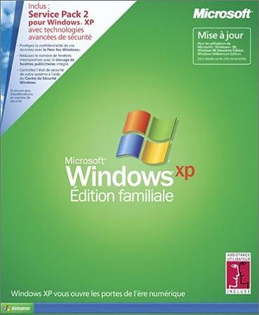 Windows XP Home Edition - Mise à jour SP2