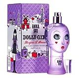 Dolly Girl Bonjour L'Amour By Anna Sui For Women. Eau De Toilette Spray 1.6 Oz.