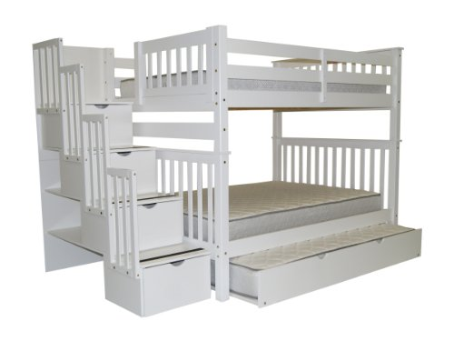 Bedz King Bunk Bed 8419 front