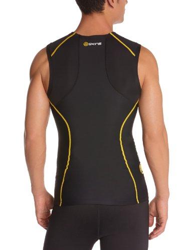 Skins 思金斯 A200系列 男士无袖梯度压缩背心图片