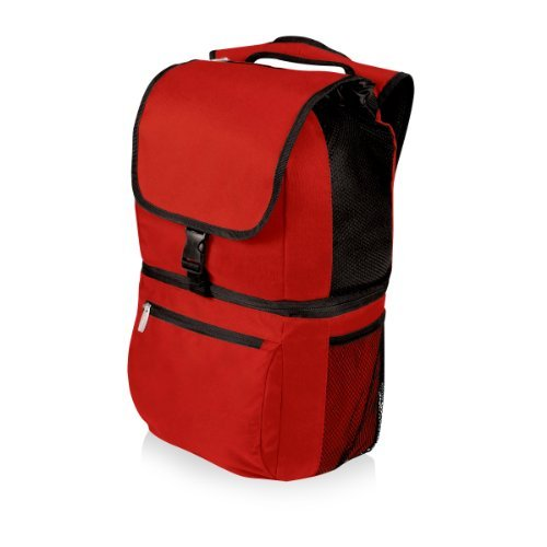Picnic Time Zuma Insulated Cooler Backpack, Red Color: Red Outdoor, Home, Garden, Supply, Maintenance