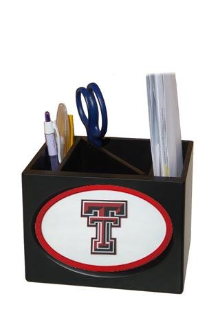 Avventura mobili c0536-texas Tech Texas Desktop Organizer