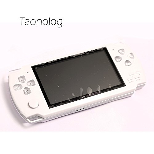 Taonology Portable Handheld Console PlayStation Portable Core - White - NES (Portable Android Console compare prices)