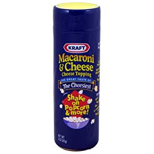 Amazon.com : Kraft Macaroni & Cheese Topping 3 oz 12CT : Macaroni And
