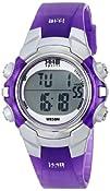 Timex Womens T5K459 1440 Sports Digital SilverTranslucent