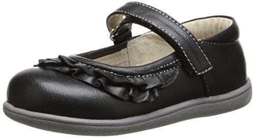 See Kai Run Belle Mary Jane (Infant/Toddler),Black,8 M Us Toddler front-510673