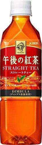 キリン 午後の紅茶 ストレートティー PET (500ml×24本)