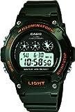 Casio (カシオ) W-214HC-3AVCF Black クロノグラフ メンズ 男性用 腕時計 ウォッチ(並行輸入)