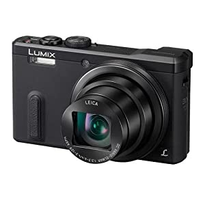 Panasonic Digital Camera with 3-Inch LCD