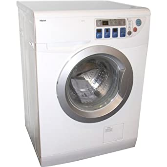 Haier HWD1000 Front-Load 1.7-Cubic-Foot Washer/Dryer Combo