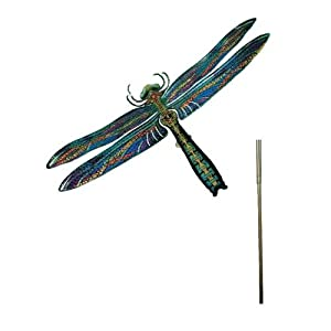 Next Innovations LGSDFLY Dragonfly Lawn and Garden Stake