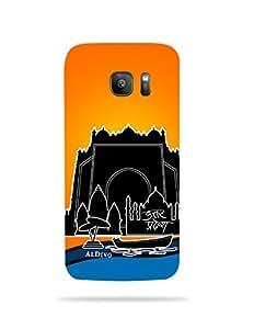 alDivo Premium Quality Printed Mobile Back Cover For Samsung Galaxy S7 / Samsung Galaxy S7 Back Case Cover (MKD1025)