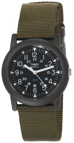 Timex Men's T41711 Expedition Analog Camper Watch