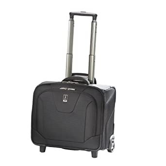 Travelpro Luggage Maxlite 2 Rolling Tote, Black, One Size