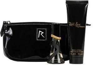 Rihanna Reb'l Fleur Geschenkset 15ml EDP + 30ml Body Lotion + Beutel