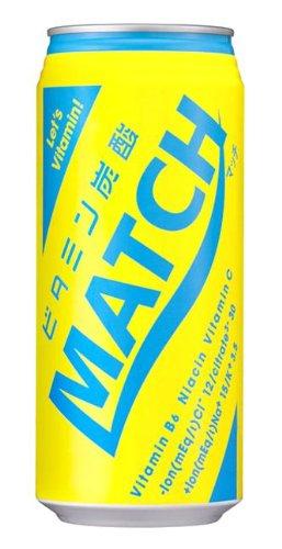 大塚 マッチ 480ml缶×24本