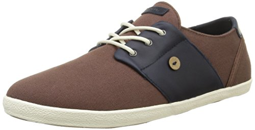 FaguoCypress13 - Sneaker Uomo , Marrone (Marron (004 Bark/Navy)), 40