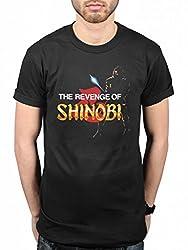Official Sega Revenge Of Shinobi T-Shirt Controller Mega Drive Console Video Gam
