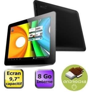 "ArtView AT97I-RK66BP Tablette Tactile 9.7 "" Rockchip Android 4.0 Noir"
