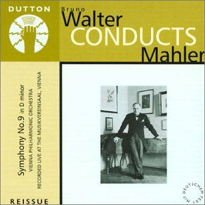 Walter Conducts Mahler