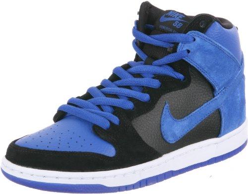 "Nike Dunk High Pro Sb ""J-Pack"" Black - Game Royal - Black Mens 11"