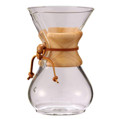 Chemex ケメックス コーヒーメーカー マシンメイド 6カップ用 ドリップ式 CM-6A