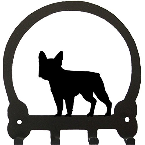 French Bulldog Key Rack by Sweeney Ridge (French Bulldog Key Rack compare prices)
