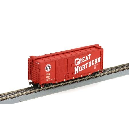 HO RTR 40' Double Door Box, GN #3696 - Buy HO RTR 40' Double Door Box, GN #3696 - Purchase HO RTR 40' Double Door Box, GN #3696 (Athearn, Toys & Games,Categories,Hobbies,Hobby Tools)
