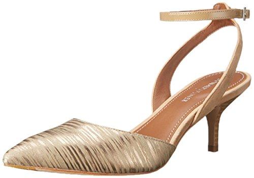 Image of Donald J Pliner Women's Francaryks Dress Sandal, Platino, 8.5 M US