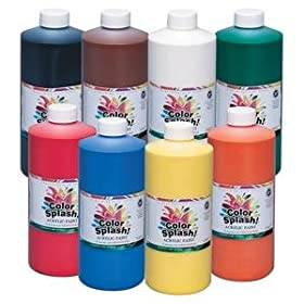 Color Splash! Acrylic Paint, 32 Oz.-Blue