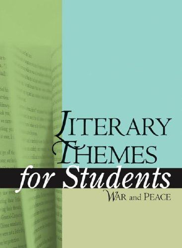 war and peace summary pdf