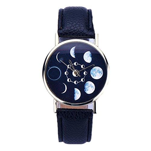 sunnywill-frauen-lunar-eclipse-muster-leder-analog-quarz-armbanduhr-schwarz-