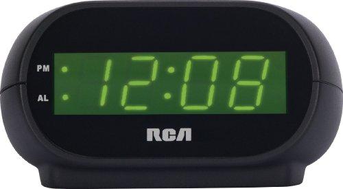 RCA Digital Alarm Clock with Night Light