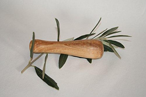 Pestle (13 cm Olive Wood